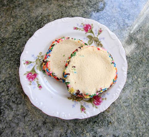 Bakery Cookies Recipe