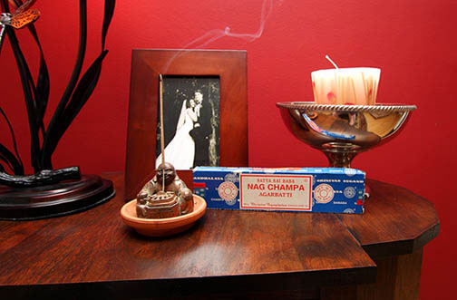 Favorite Things – Nag Champa Incense