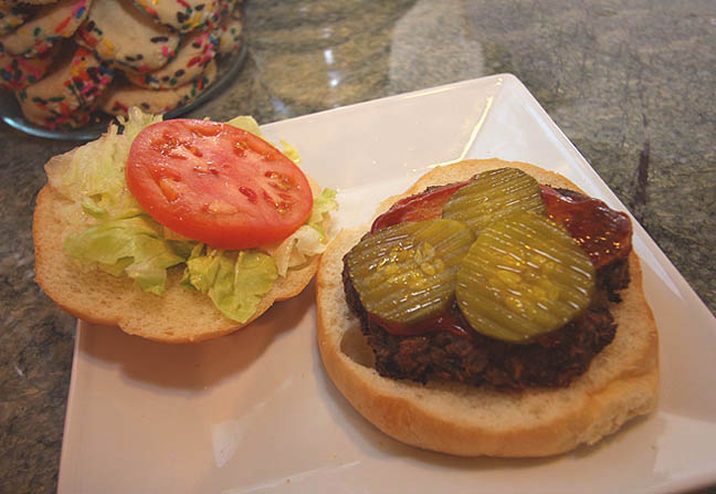 Homemade Veggie Burger Recipe