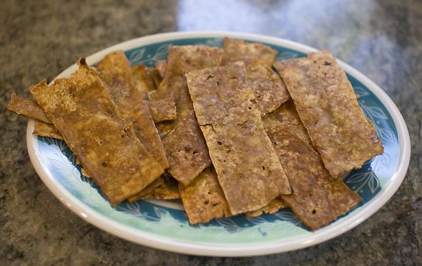 Homemade Tofu Bacon Recipe