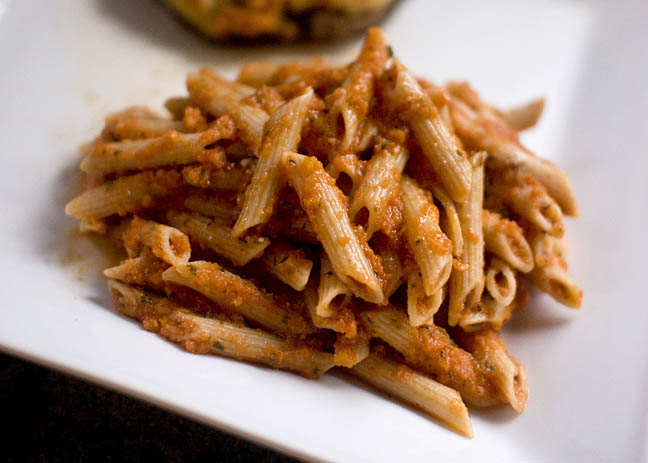 Tomato Vodka Penne Recipe