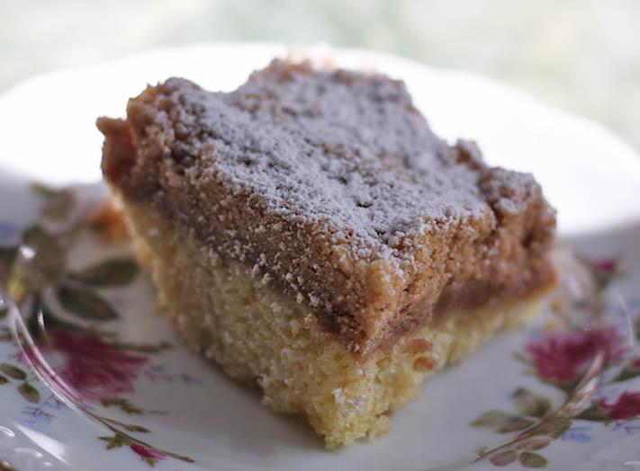 Crumb Cake Recipe