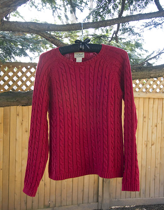 $16.50 Sweater Extravaganza