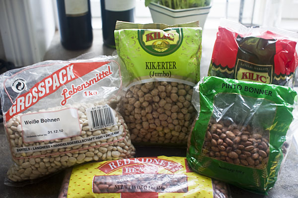 How to Freeze Cooked Dried Beans