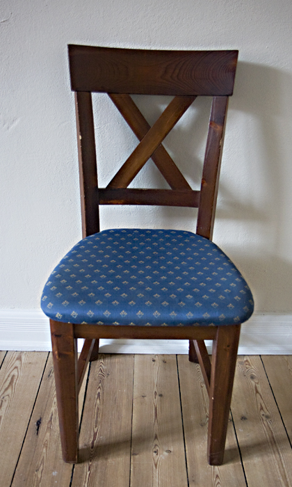 Secondhand Chairs Makeover
