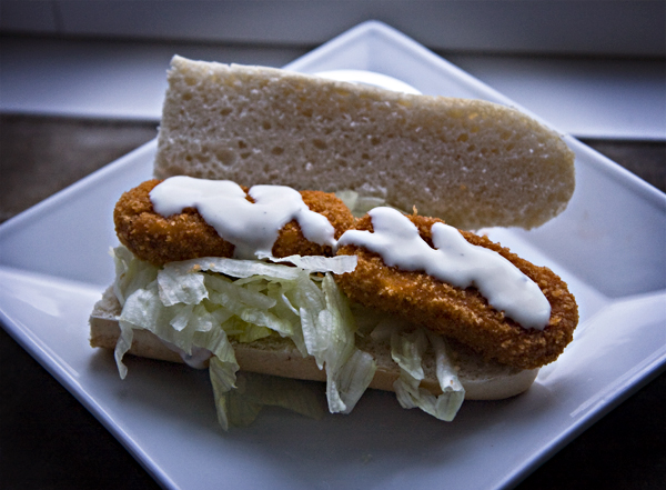 Buffalo Tempeh Sandwich Recipe