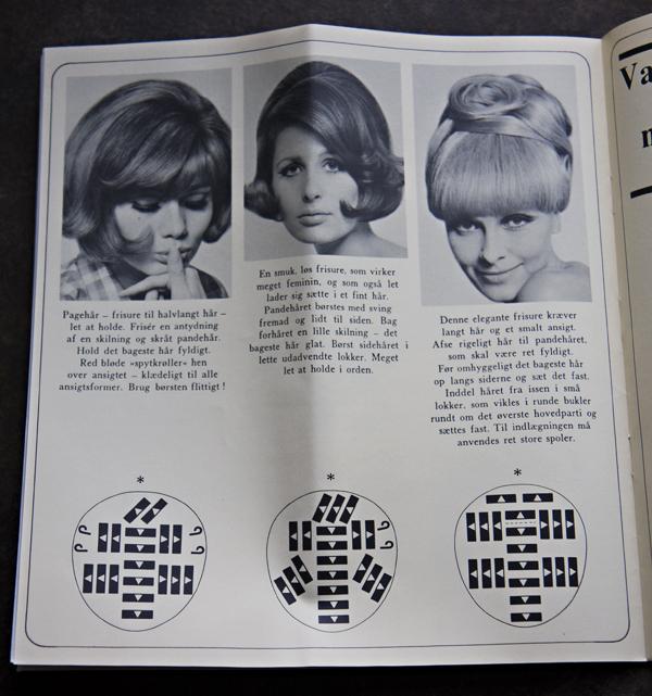 Vintage Electric Rollers