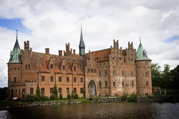 Egeskov Slot Castle Denmark