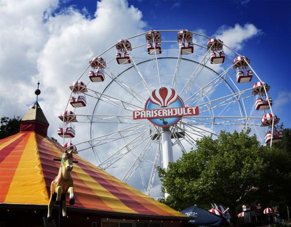 Tivoli Aarhus Ferris Wheel