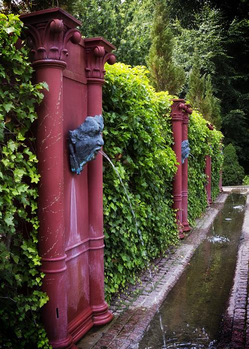 Tivoli Aarhus Fountains
