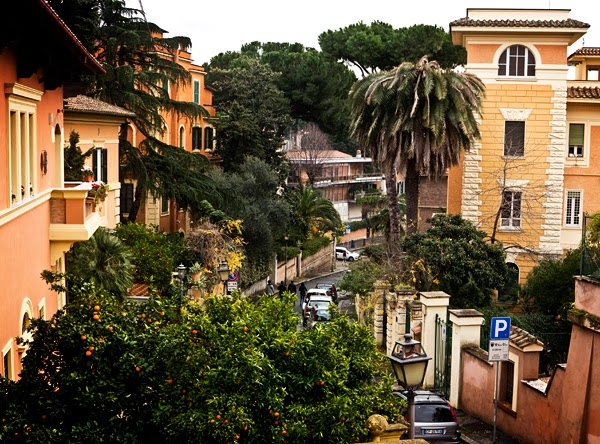 Most Romantic Hotels in Rome: Hotel San Anselmo