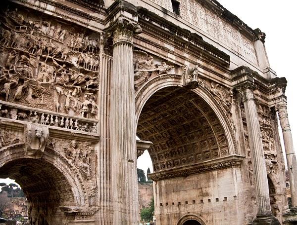 A Stroll in Rome
