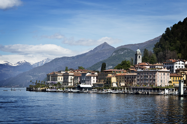 Proposal Places in Italy: Bellagio, Lake Como