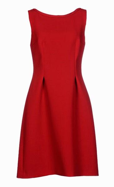 Secondtime Red Prada Wedding Dress