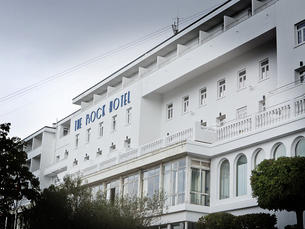 My Gibraltar Wedding - Rock Hotel, Gibraltar