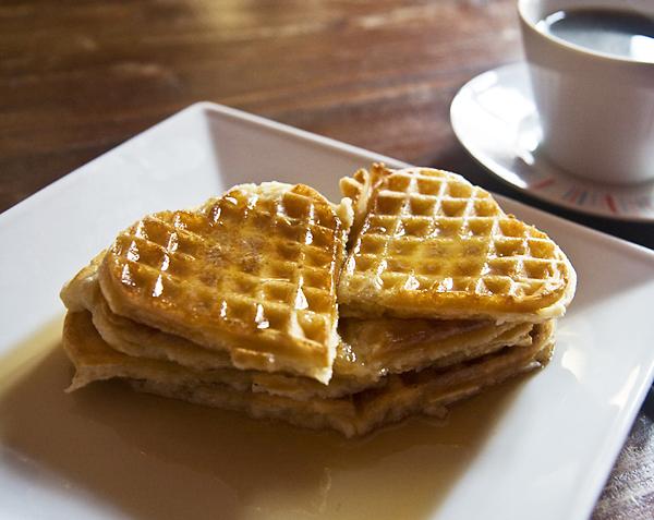 Easy Yogurt Waffle Recipe