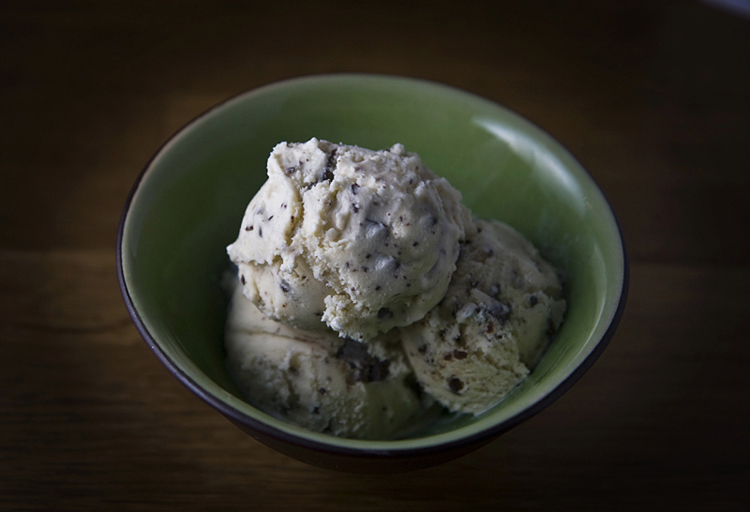 No Cook Mint Chocolate Chip Ice Cream Recipe