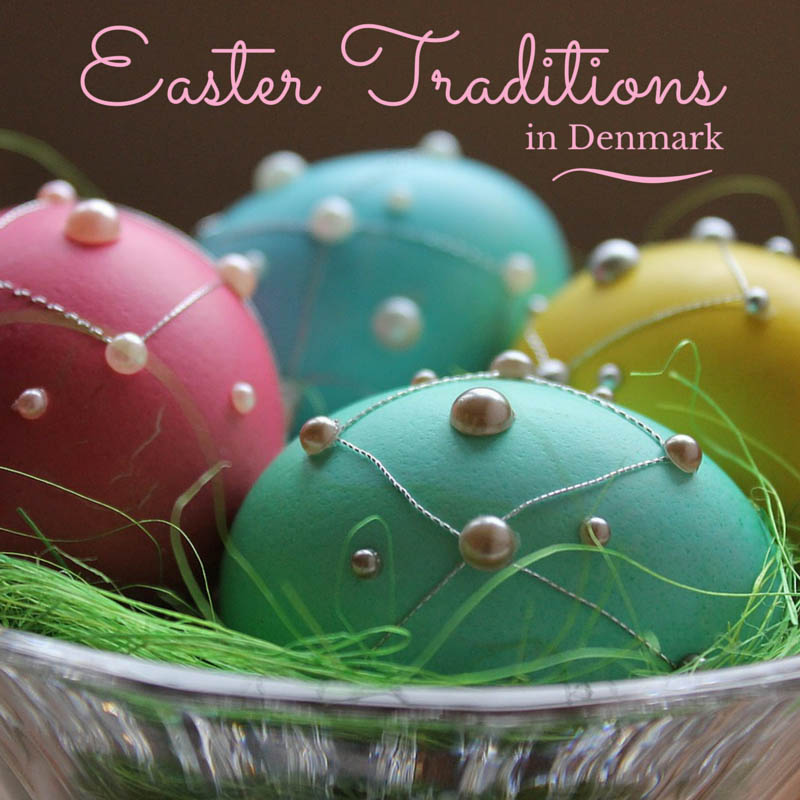 Easter In Denmark