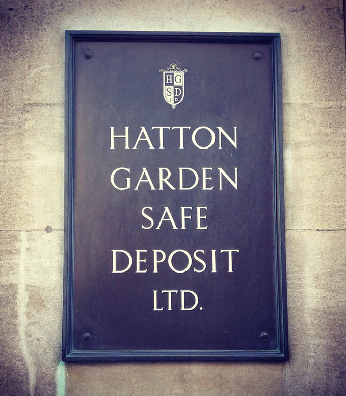Hatton Garden Jewel Heist