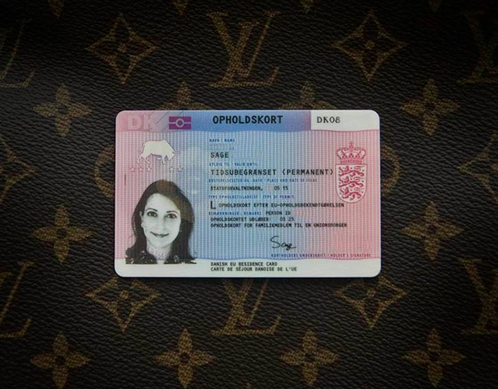 Denmark Immigration Visa: 5 years & a bit… I'm finally European!
