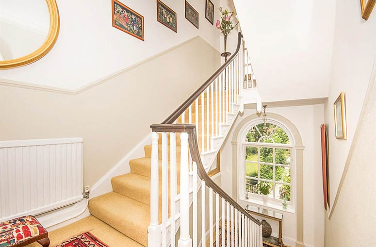 Georgian Townhouse Stairs