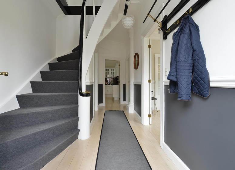 Houses in Denmark - Hallway