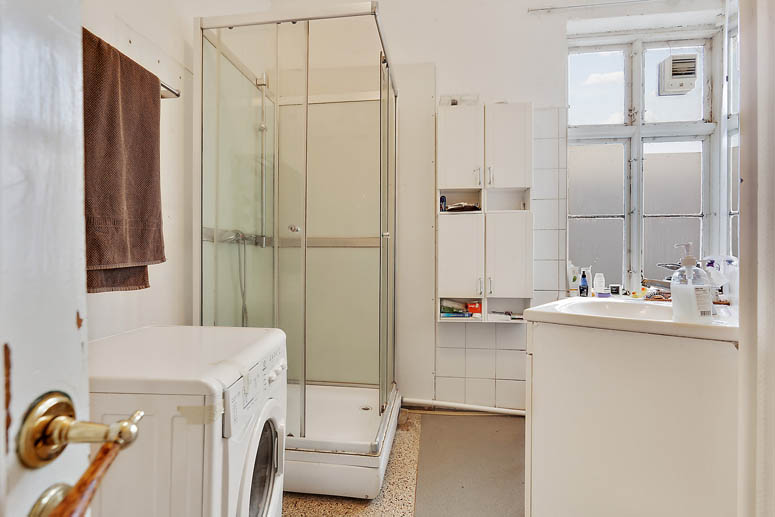 Aarhus City Apartment - Bathroom