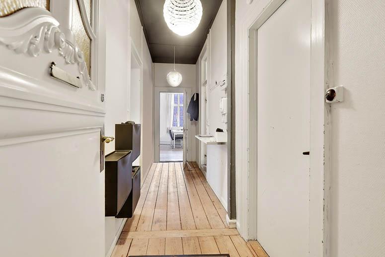 Aarhus City Apartment - Hallway
