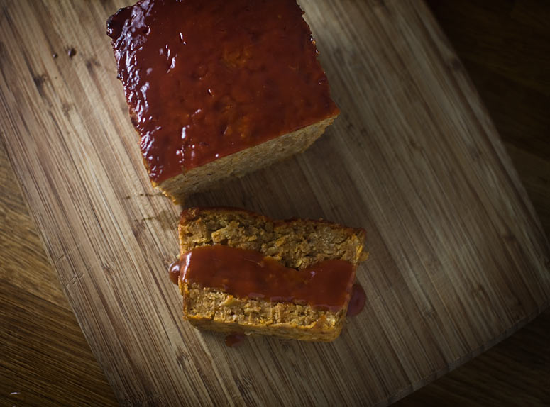 The Best Lentil Loaf Recipe