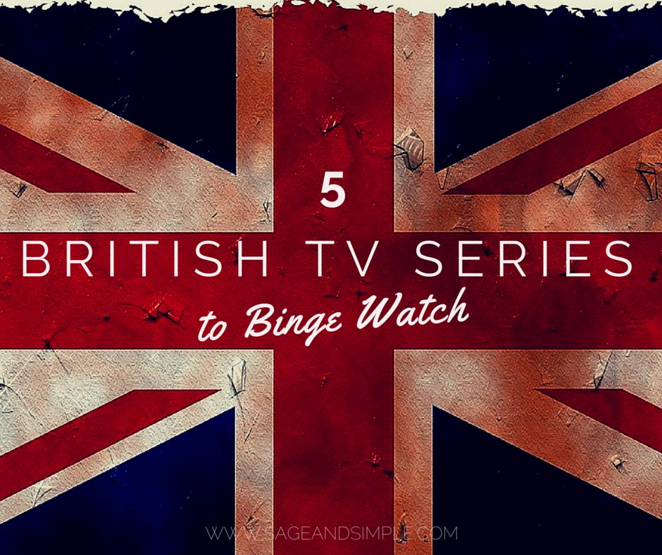 5 British TV Series to Binge Watch (& 2 Australian Series)