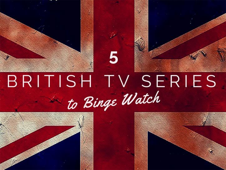 Five British TV Series to Binge Watch (& Two Australian Period Dramas)