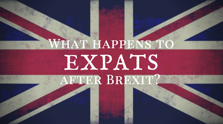 What happens to expats after Brexit?