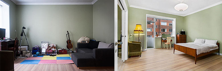 Before & After: Our Biggest Decorating Mistake