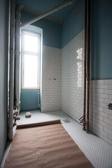 Home Renovation Nightmare - Bathroom