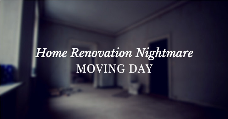 Our Home Renovation Nightmare