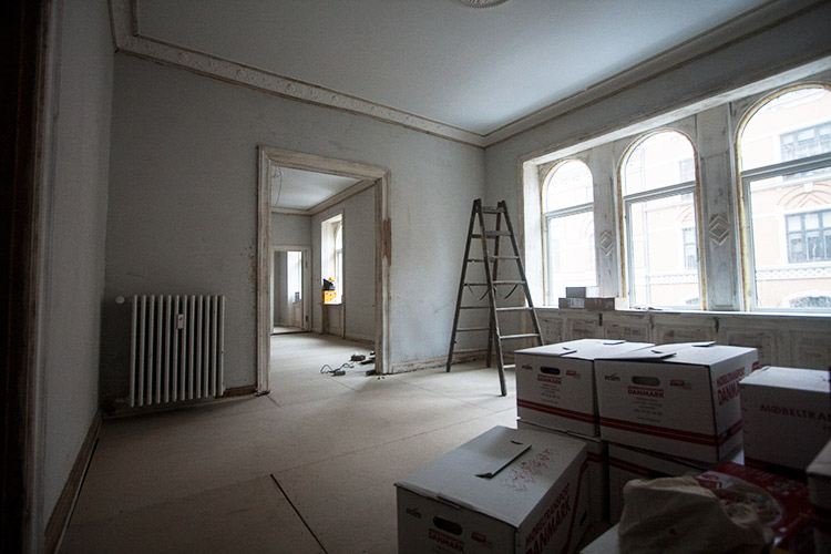 Home Renovation Nightmare - Home Office