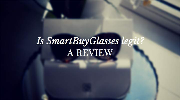 Review: Is SmartBuyGlasses legit?