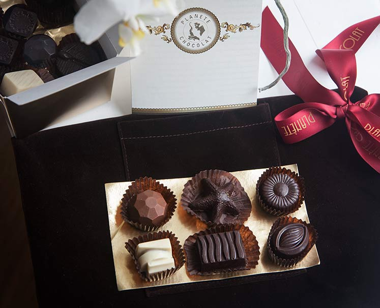 Worldwide Belgian Chocolate Delivery