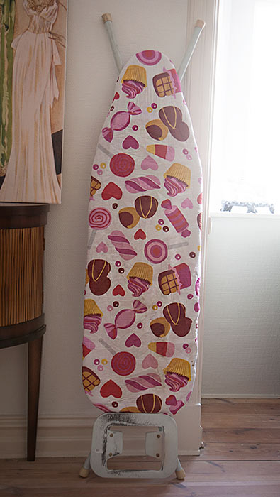 Thrift Shopping Finds - Ironing Board