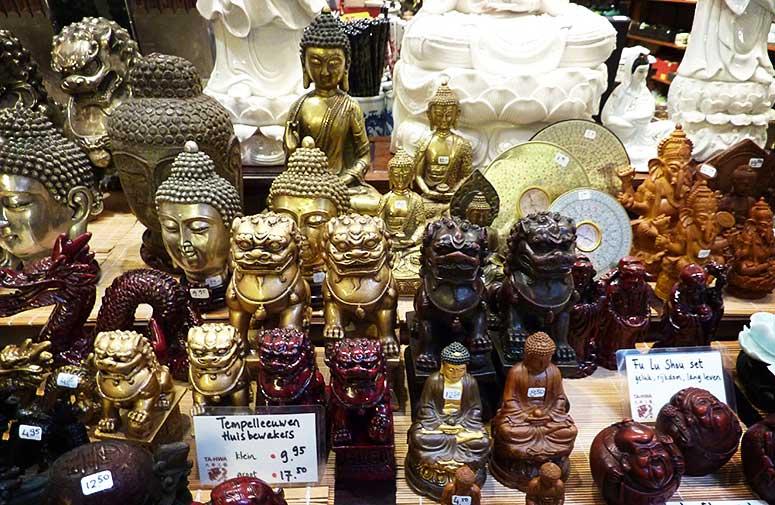 Buddha Statues Amsterdam