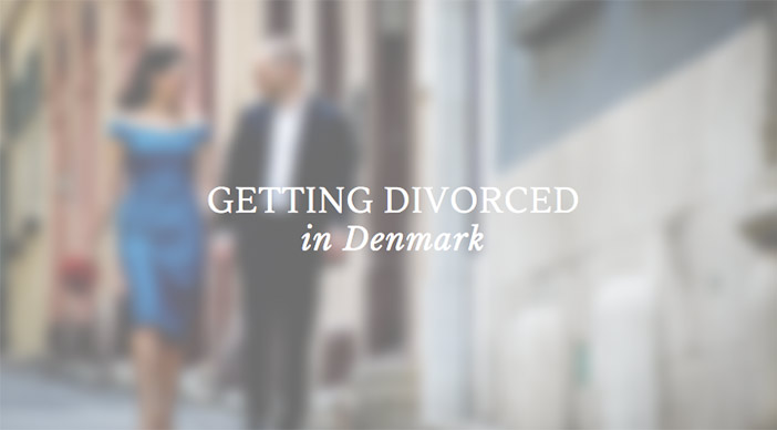 Denmark Divorce