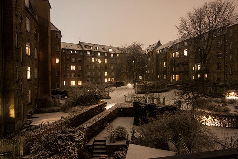 Apartment Courtyard Aarhus, Denmark